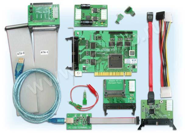 Комплект оборудования PC-3000