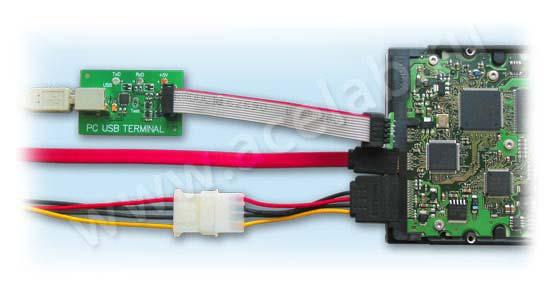 Схема подключения адаптера pc usb terminal